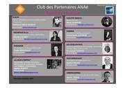 liste membres club des partenaires janvier 2014