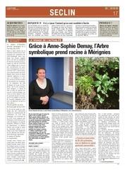 article vdn 11 janvier 2014