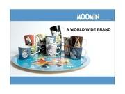 moomins merchandising around the world