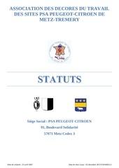 statuts version 2