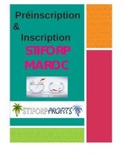 preinscription stiforp