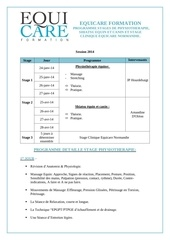 programme stage psc