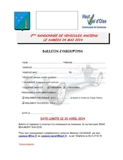 Fichier PDF bulletin inscription 2014 pdf