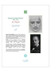 Fichier PDF le prophete gibran