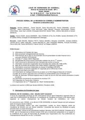 pv conseil administration 13 decembre 2013