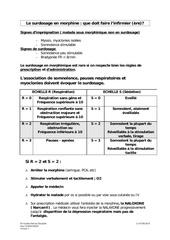 Fichier PDF douleur le surdosage en morphine
