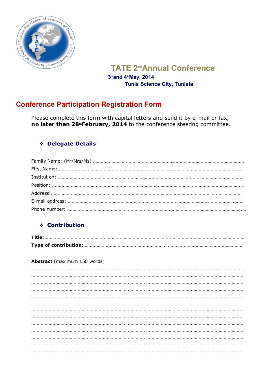 TATE Conference Call For Papers.pdf - page 3/4