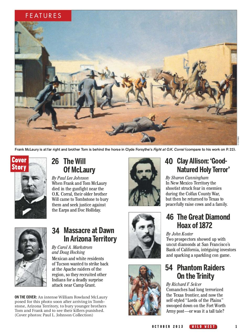 Wild West - October 2013.pdf - page 3/76