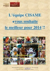 cisame production 2014