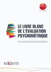 livre blanc evaluation psychometrique 1