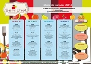 menu colleges janv 2014