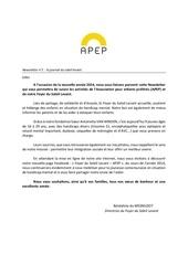 Fichier PDF newsletter apep 1