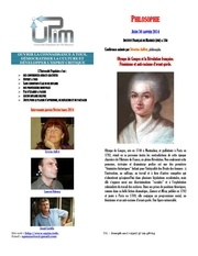 programme upim 1er trim 2014