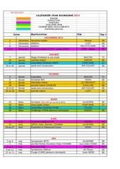 calendrier 2014 cram provisoire 2