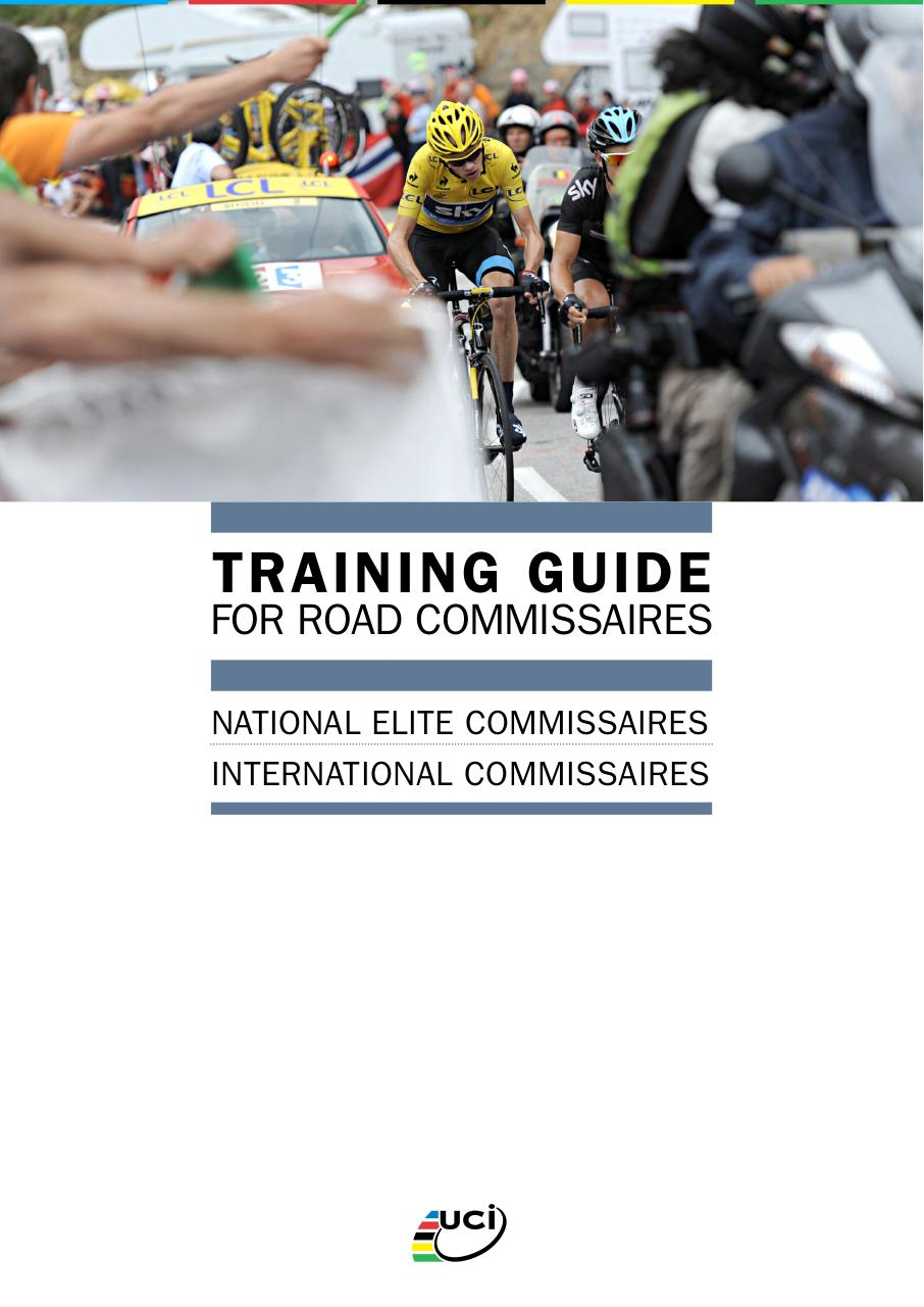 Training Guide for Road Commissaires.pdf - page 1/286