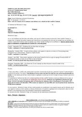 Fichier PDF a faxer au juge pour caramel