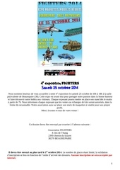 dossier inscription 2014