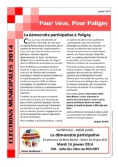 journal janvier 2014