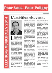 journal novembre 2013
