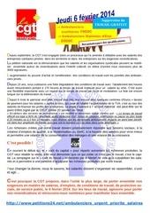 pdf 2014 01 03 tract amb du 6 fevrier 2014 salaires condition de travail