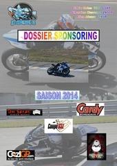 dossier sponsoring 2014 k9
