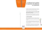 Fichier PDF reforme surface de plancher