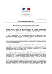 20 01 14 cp frontaliers ministre ass