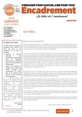 lettre de l encadrement uce janvier 2014