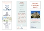 scolaria excellence brochure