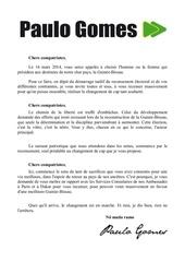 lettre de pg forca recensement