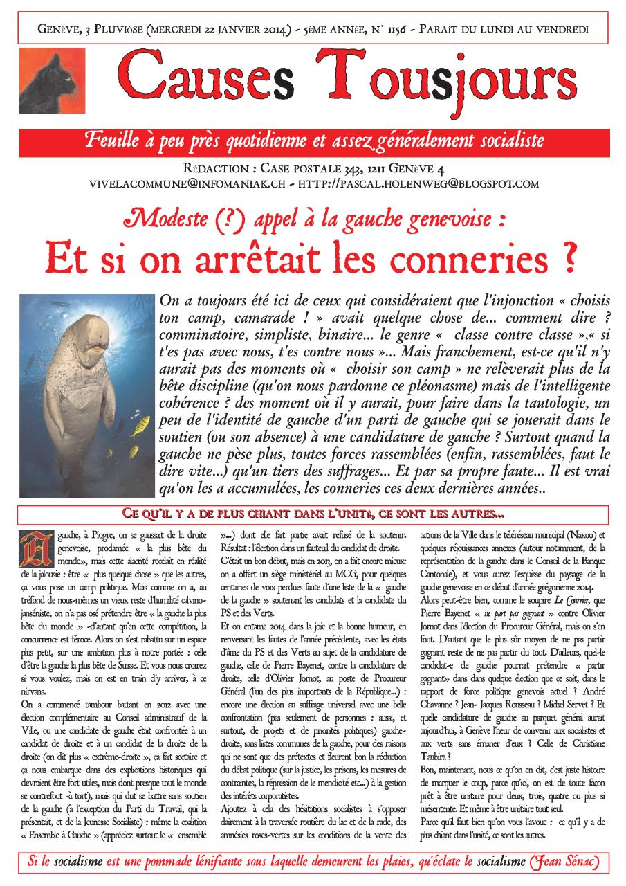 Aperçu du document Newsletter1156.pdf - page 1/2