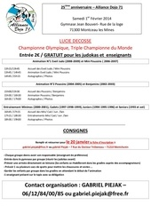 organisation 1er fevrier 2014 club 2