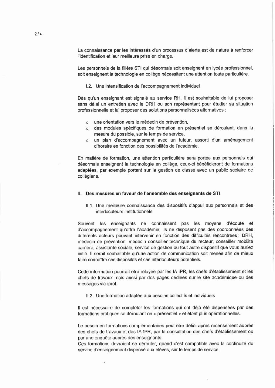 Aperçu du document Plan d-action acad-mique STI.pdf - page 2/4