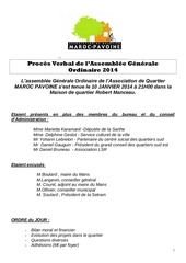 pv ag ordinaire 10 01 2014