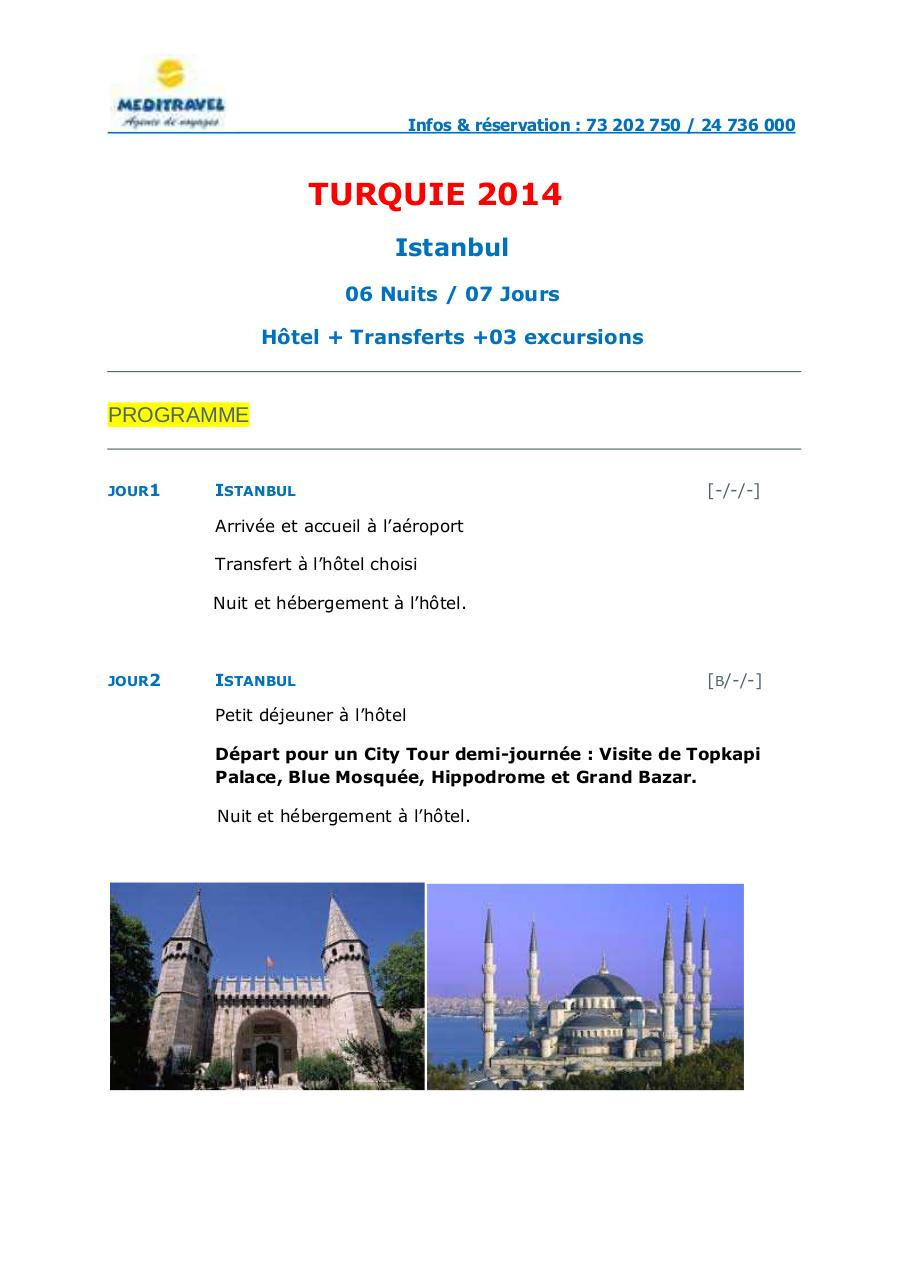 TURQUIE 2014 (meditravel).pdf - page 1/6