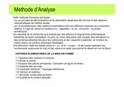 cours n 13 methode d analyse 1