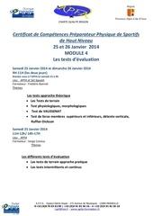 programme seminaire janvier 2014