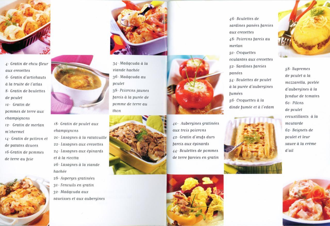recette choumicha pdf