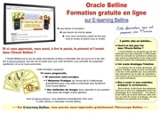 Formation gratuite Oracle Belline par Mancies - formation