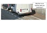 normalisation du stationnement illicite