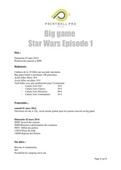 Fichier PDF inscription big game star wars episode 1 02 03 2014