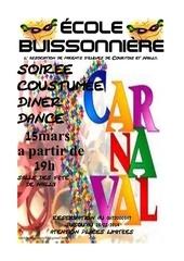 carnaval affiche