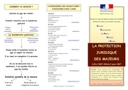 protect juridic majeurs