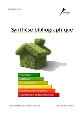 synthese bibliographique blanchard daviot