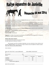 invitation rallye 2014