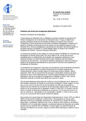 violations des droits des enseignants djiboutiens