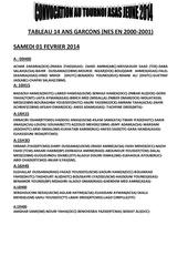 convocation jeune asas 2014 pdf