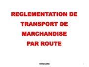 transport realise par ridouane