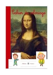 Fichier PDF cahier coloriage art