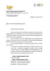 demande nouvelles entreprises 10 01 2014
